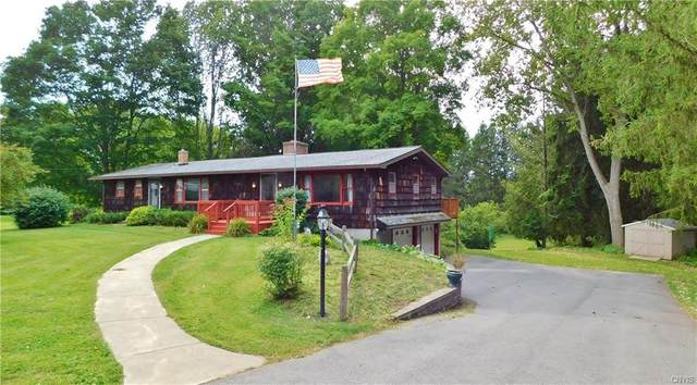 2965 Sentinel Heights Road, Lafayette, NY 13084 (MLS #S1291958) :: Lore Real Estate Services