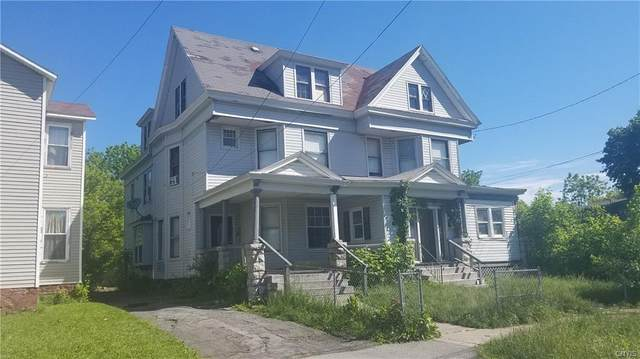 252 Furman Street, Syracuse, NY 13205 (MLS #S1291977) :: Lore Real Estate Services