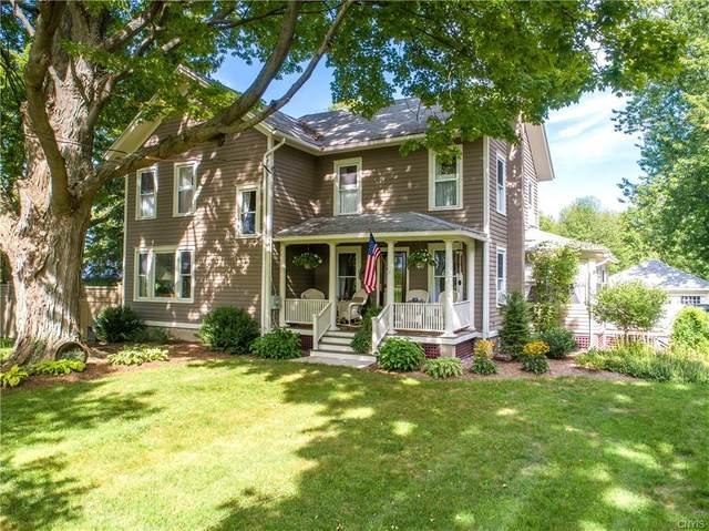 7934 Weedsport Sennett Road, Sennett, NY 13166 (MLS #S1292055) :: Lore Real Estate Services