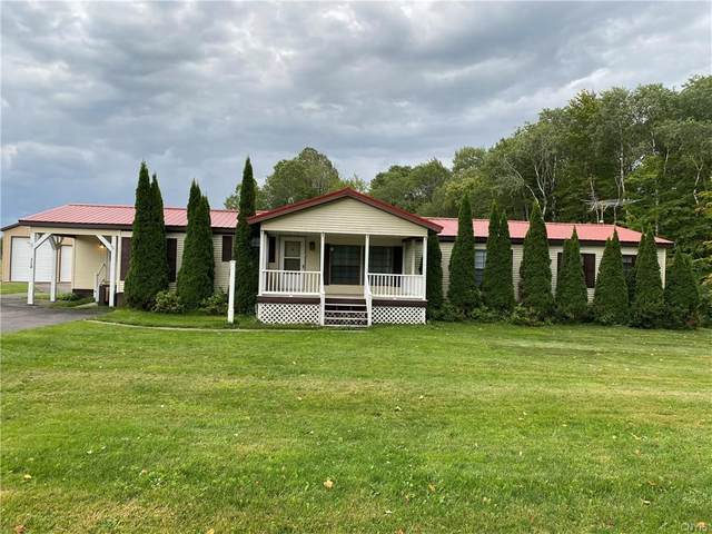 160 Hong Kong Road, Parish, NY 13131 (MLS #S1292115) :: Lore Real Estate Services