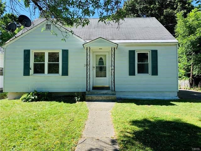 248 Harriette Avenue, Syracuse, NY 13210 (MLS #S1292133) :: MyTown Realty