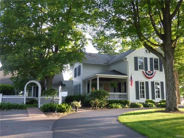 3919 Griffin Road, Kirkland, NY 13323 (MLS #S1292195) :: TLC Real Estate LLC