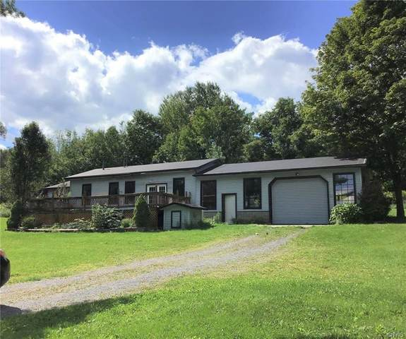 3637 Cole Road, Eaton, NY 13408 (MLS #S1292261) :: Lore Real Estate Services
