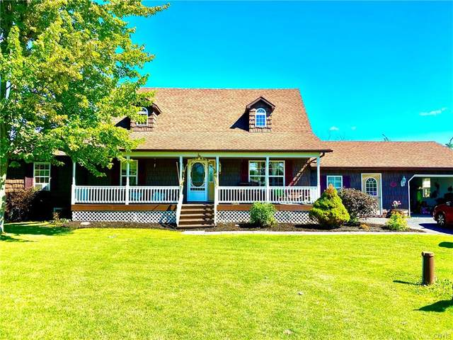 27395 Wilson Road, Theresa, NY 13691 (MLS #S1292262) :: Robert PiazzaPalotto Sold Team