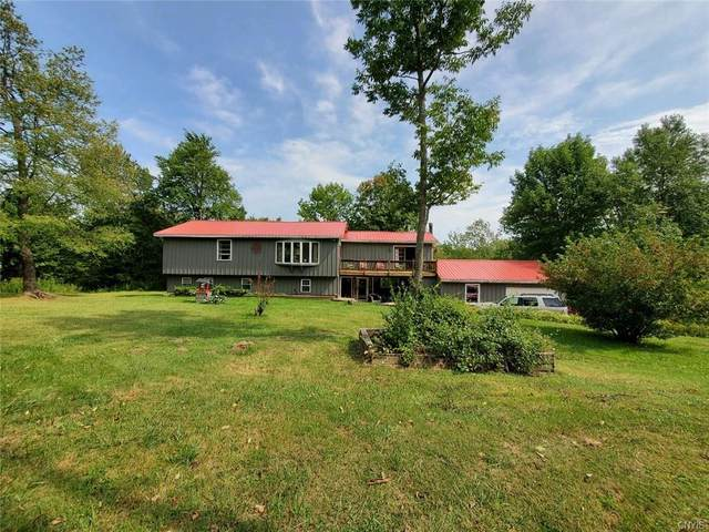 3078 Roberts Road, Eaton, NY 13334 (MLS #S1292289) :: Lore Real Estate Services