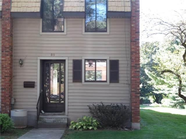 89 Chestnut Hills, New Hartford, NY 13413 (MLS #S1292321) :: Robert PiazzaPalotto Sold Team