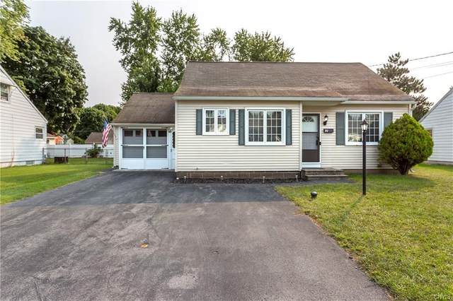 212 Crestwood Drive, Salina, NY 13212 (MLS #S1292400) :: Lore Real Estate Services