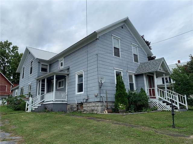 101 Rowley Street, Gouverneur, NY 13642 (MLS #S1292438) :: TLC Real Estate LLC