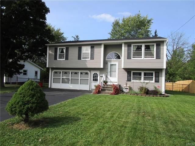 4967 Driftwood Drive, Salina, NY 13088 (MLS #S1292466) :: Lore Real Estate Services