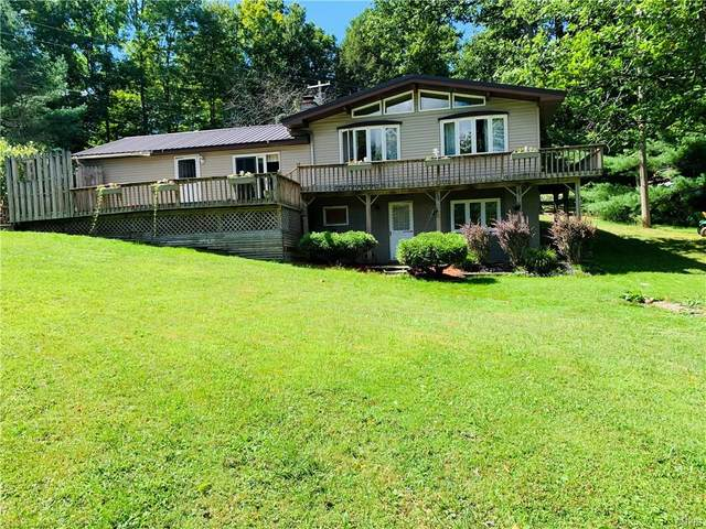 123 Jones Drive, Granby, NY 13069 (MLS #S1292513) :: Lore Real Estate Services