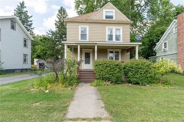 166 Dorwin Avenue, Syracuse, NY 13205 (MLS #S1292593) :: Thousand Islands Realty
