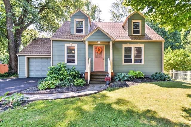 124 Maxwell Avenue, Cicero, NY 13212 (MLS #S1292637) :: Lore Real Estate Services