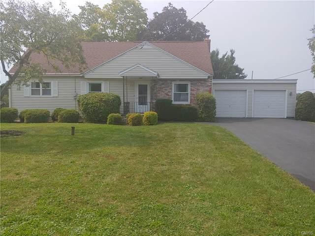 213 Vanida Drive, Camillus, NY 13031 (MLS #S1292752) :: Lore Real Estate Services
