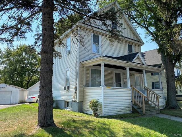 201 Tompkins Street, Cortland, NY 13045 (MLS #S1292814) :: Lore Real Estate Services