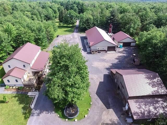 613 Mang Road, Salisbury, NY 13454 (MLS #S1293091) :: Lore Real Estate Services