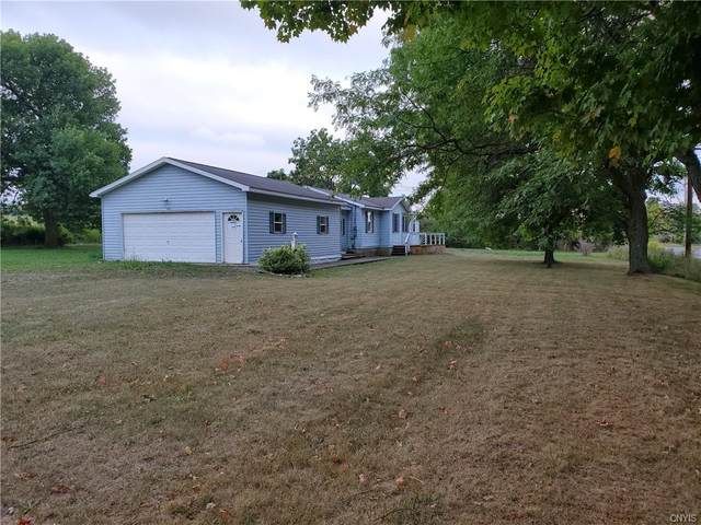 1152 Ridge Road, Lansing, NY 14882 (MLS #S1293291) :: Thousand Islands Realty