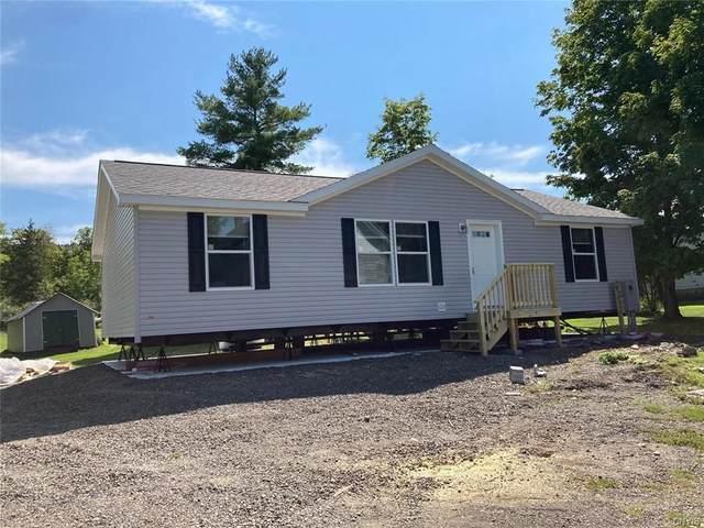 4260 County Highway 18, Edmeston, NY 13411 (MLS #S1293317) :: Robert PiazzaPalotto Sold Team
