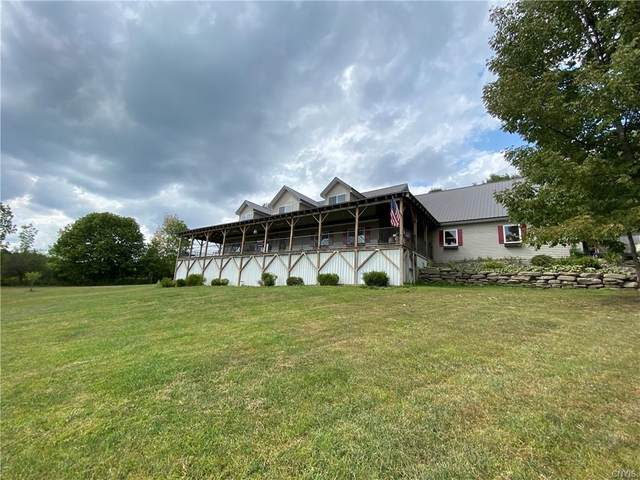 4273 Mosher Road, Solon, NY 13040 (MLS #S1293369) :: Lore Real Estate Services