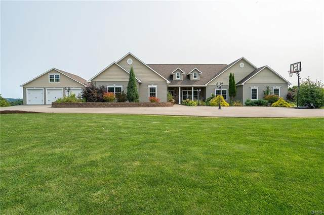 4124 Watervale Road, Pompey, NY 13104 (MLS #S1293495) :: Lore Real Estate Services