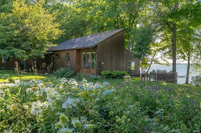 27617 Three Mile Point Road, Lyme, NY 13622 (MLS #S1293505) :: Thousand Islands Realty