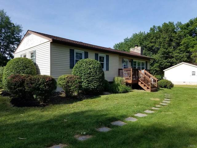 227 Whalesback Road, Red Hook, NY 12571 (MLS #S1293738) :: MyTown Realty