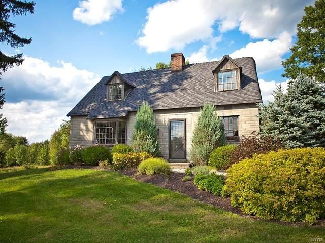 1601 Grassy Lane Road, Cazenovia, NY 13035 (MLS #S1293769) :: Lore Real Estate Services