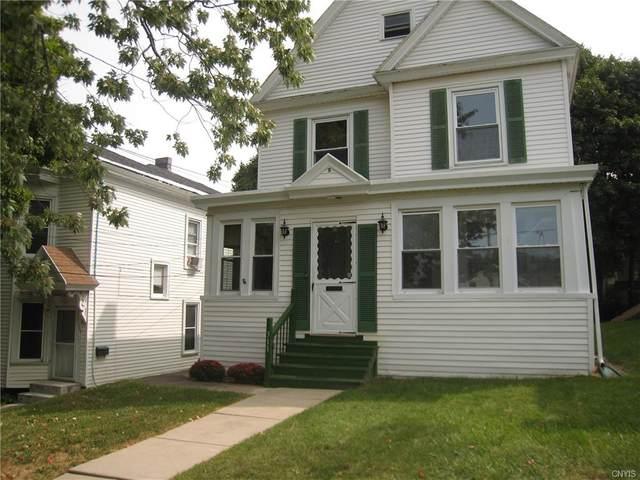 311 Schuyler Street, Syracuse, NY 13204 (MLS #S1293977) :: Thousand Islands Realty