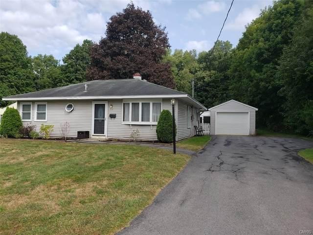 23 Larchmont Drive, New Hartford, NY 13413 (MLS #S1294013) :: Robert PiazzaPalotto Sold Team