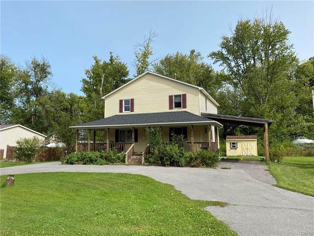 9142 Walnut Point Road, Lenox, NY 13032 (MLS #S1294176) :: Lore Real Estate Services