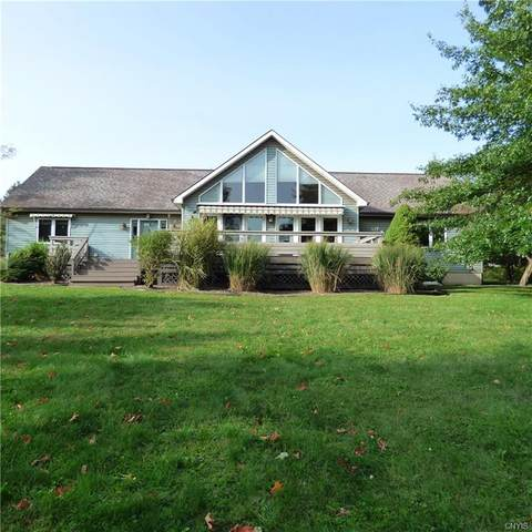 6831 Airport Road, Madison, NY 13346 (MLS #S1294179) :: Robert PiazzaPalotto Sold Team