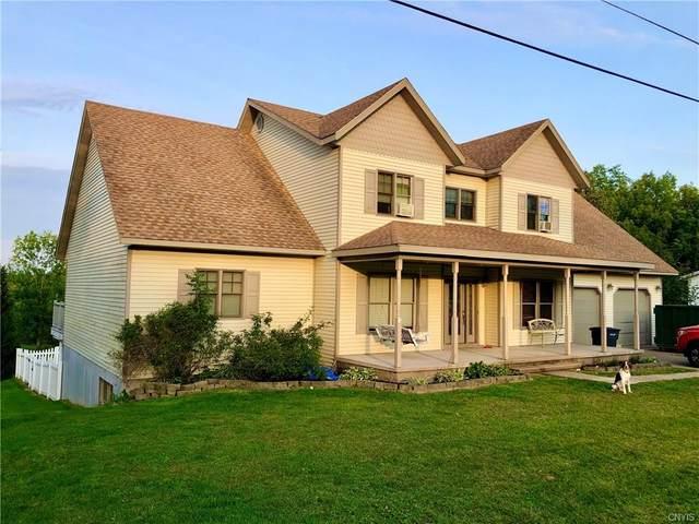 50 Hillcrest Drive, Minetto, NY 13126 (MLS #S1294192) :: Lore Real Estate Services