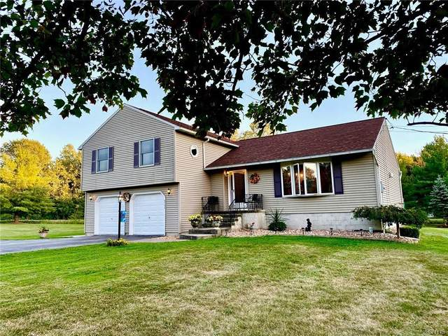 9704 Toby Road, Marcy, NY 13403 (MLS #S1294243) :: Lore Real Estate Services