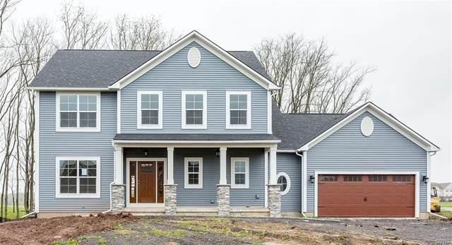 Lot 10 Hallinan Drive, Onondaga, NY 13215 (MLS #S1294272) :: Lore Real Estate Services