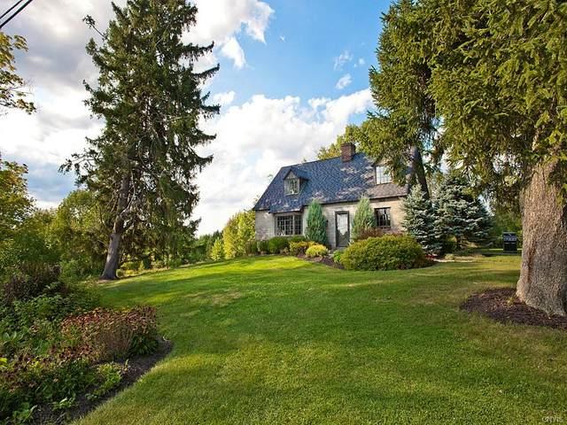 1601 Grassy Lane Road, Cazenovia, NY 13035 (MLS #S1294308) :: Lore Real Estate Services