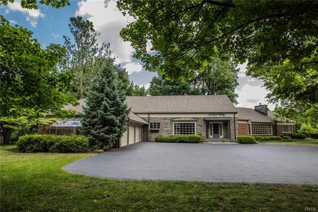 7293 Highbridge Rd, Manlius, NY 13066 (MLS #S1294337) :: Robert PiazzaPalotto Sold Team
