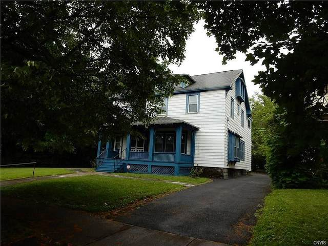 317 Maple Street, Syracuse, NY 13210 (MLS #S1294368) :: Lore Real Estate Services