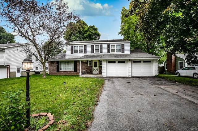 4096 Bel Harbor Drive, Clay, NY 13090 (MLS #S1294435) :: Robert PiazzaPalotto Sold Team