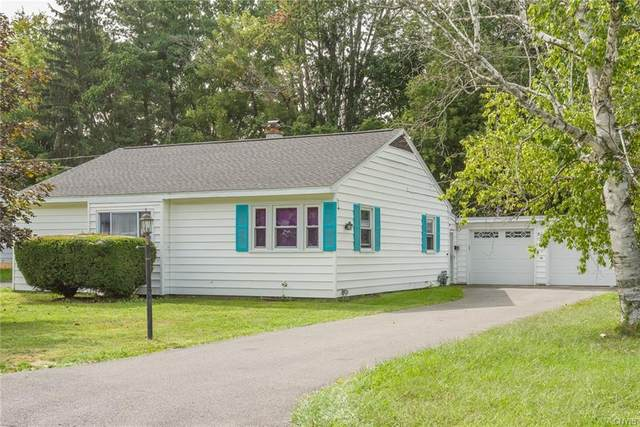 207 George Street, Clay, NY 13212 (MLS #S1294488) :: Lore Real Estate Services