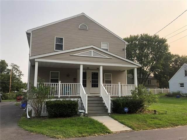 204 Tucker Avenue, Dewitt, NY 13057 (MLS #S1294511) :: Robert PiazzaPalotto Sold Team