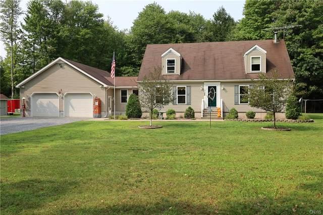 8909 Preston Hill Road, Vienna, NY 13316 (MLS #S1294574) :: Lore Real Estate Services