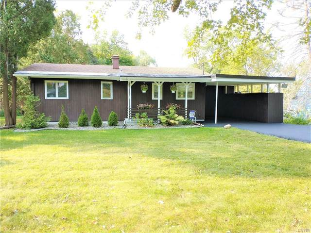 12 Fineview Drive, Deerfield, NY 13502 (MLS #S1294597) :: Robert PiazzaPalotto Sold Team