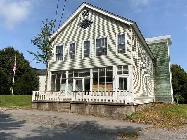 11277 E Center Street, Brookfield, NY 13364 (MLS #S1294668) :: BridgeView Real Estate Services