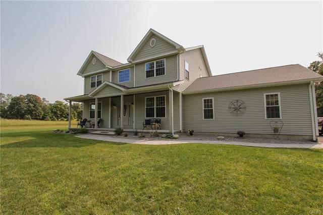 10918 Depot Road, Trenton, NY 13438 (MLS #S1294694) :: Lore Real Estate Services