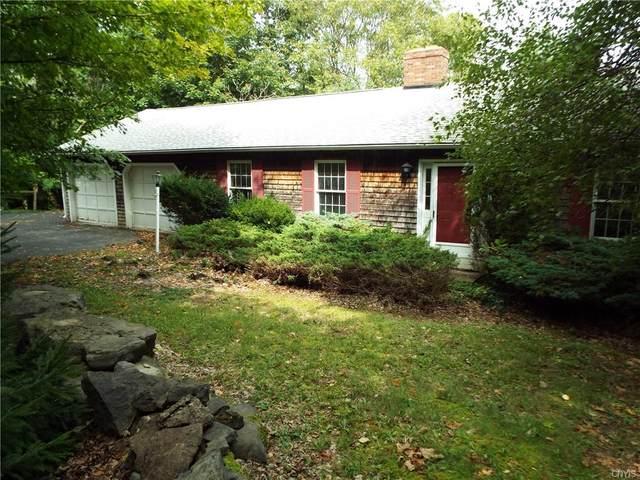 1256 Salt Springs Road, Sullivan, NY 13037 (MLS #S1294702) :: Lore Real Estate Services
