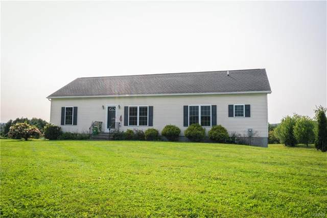 116 Casler Road, Fairfield, NY 13365 (MLS #S1294725) :: Lore Real Estate Services