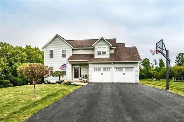 4720 Manor Hill Drive, Onondaga, NY 13215 (MLS #S1294797) :: Lore Real Estate Services