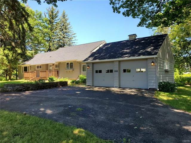 8309 Cazenovia Road, Manlius, NY 13104 (MLS #S1294881) :: Robert PiazzaPalotto Sold Team