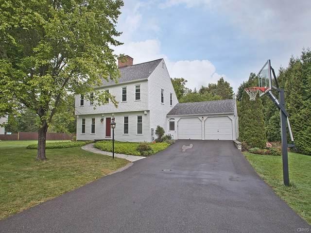 5448 Oxbow Road, Cazenovia, NY 13035 (MLS #S1294957) :: Lore Real Estate Services