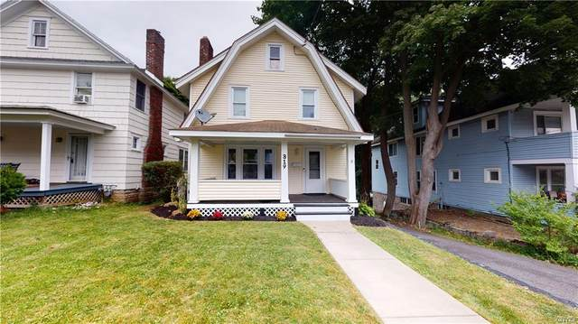 319 Arlington Avenue, Syracuse, NY 13207 (MLS #S1294958) :: BridgeView Real Estate Services