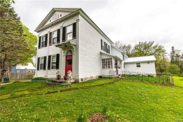 137 State Route 29A, Salisbury, NY 13454 (MLS #S1294975) :: BridgeView Real Estate Services